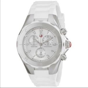 ❌SOLD❌NIB Michele Tahitian Chronograph Watch